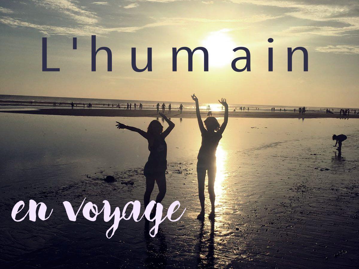 L'humain en voyage