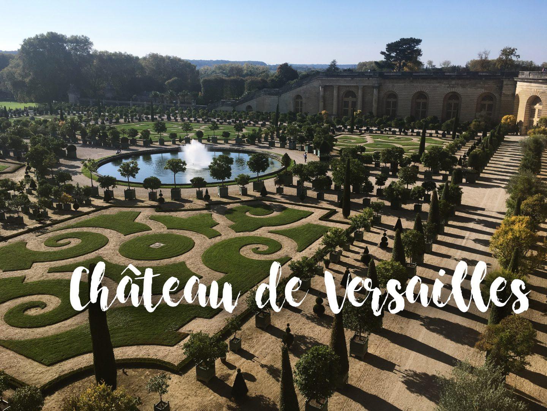 Un dimanche à Versailles