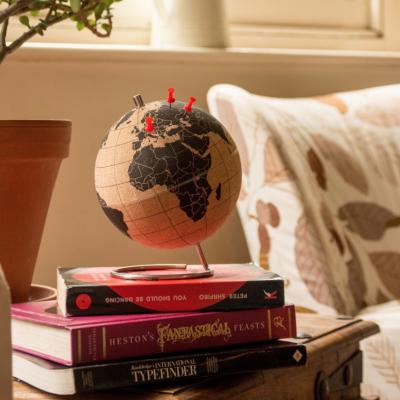 Globe à punaiser