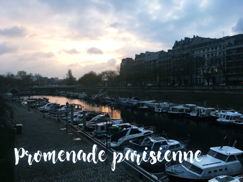 Promenade parisienne…